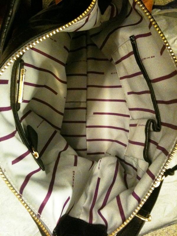 new purse inside