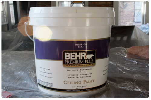 Operation sell you 39 re so martha for Where is behr paint sold