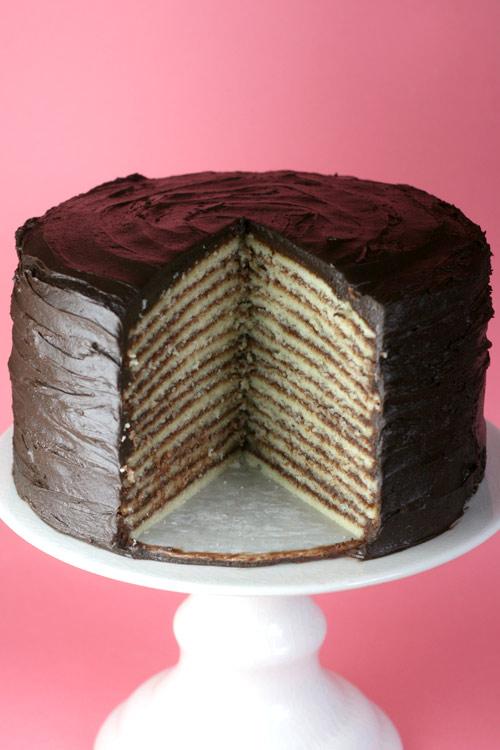 14 layer cake bakerella