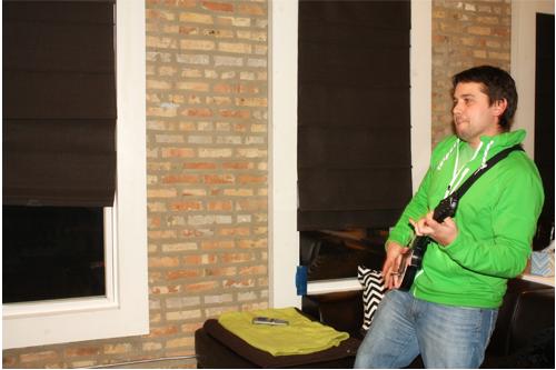 fritz guitar hero