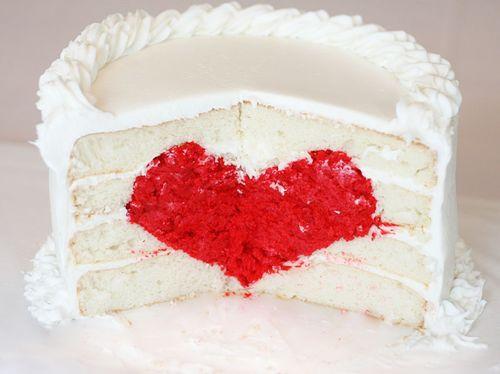 heart cake i am baker
