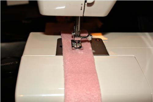 baste stitch