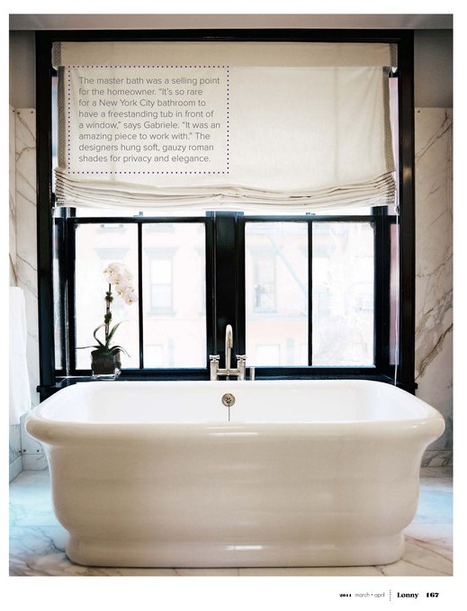 lonny tub