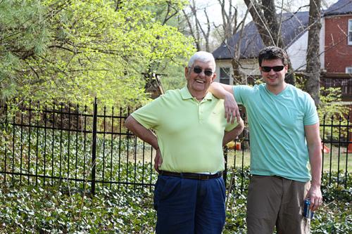 grandpa & ryan