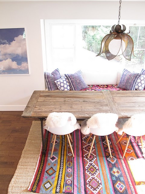 farmhouse table inspiration