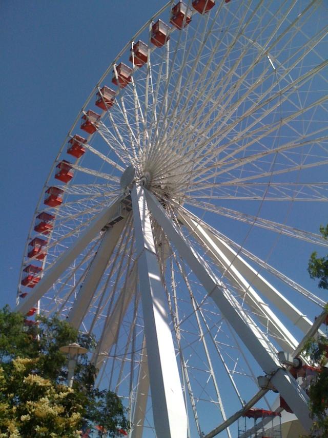ferris wheel original