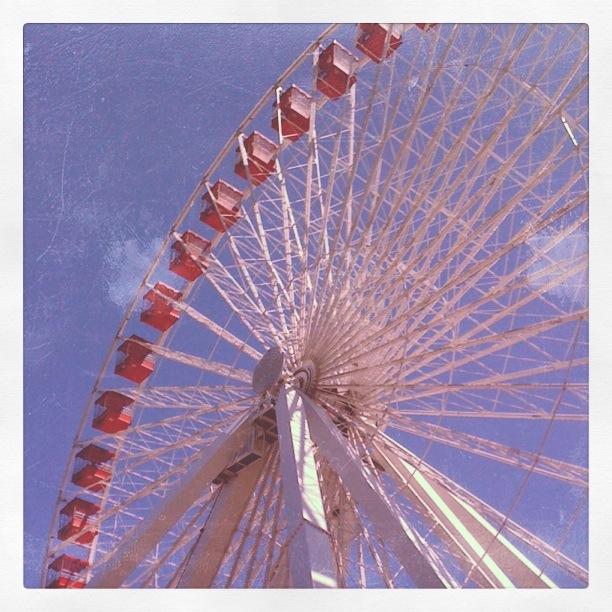 ferris wheel 1977