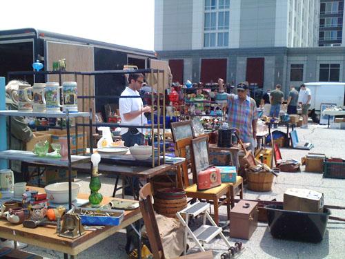 Captivating Flea Market