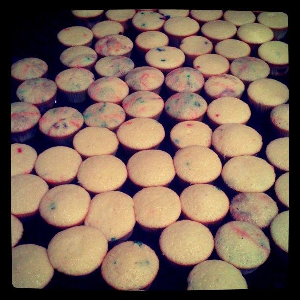 79 cupcakes