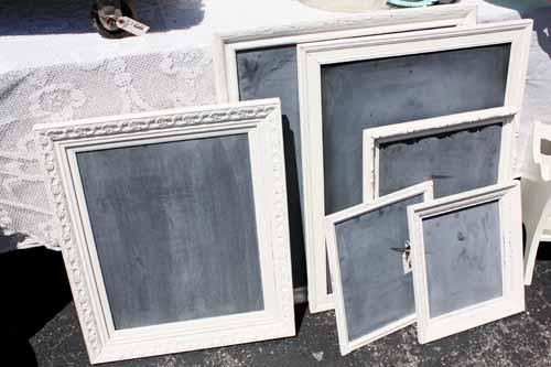 chalkboard frames
