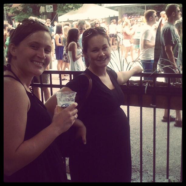 girls at fest