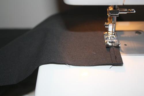 sew along edge