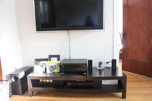 My Second Issue Is The Black Brown Finish. Black Brown Was My Favorite Wood  Finish, And We Have Lots Of It In Our Place U2013 Coffee Table, Couch, Bar, ...