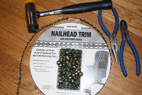 nailhead supplies