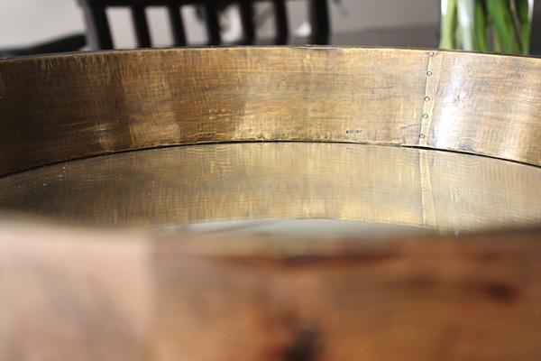 gold inner edge