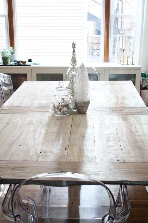 The Farmhouse Dining Table