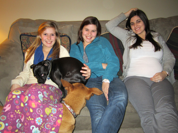 girls couch