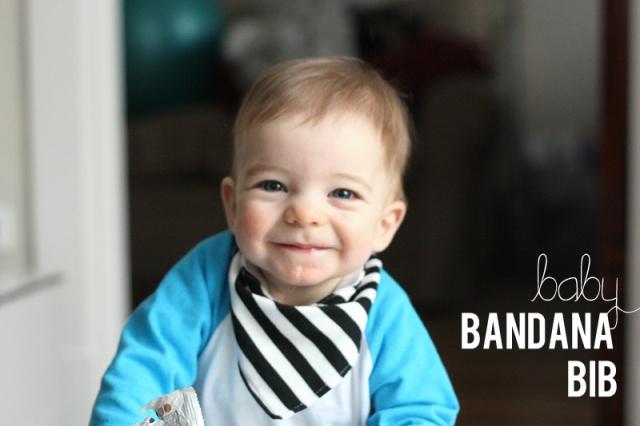 bandana bib