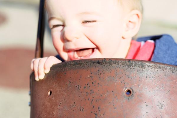 swing smile