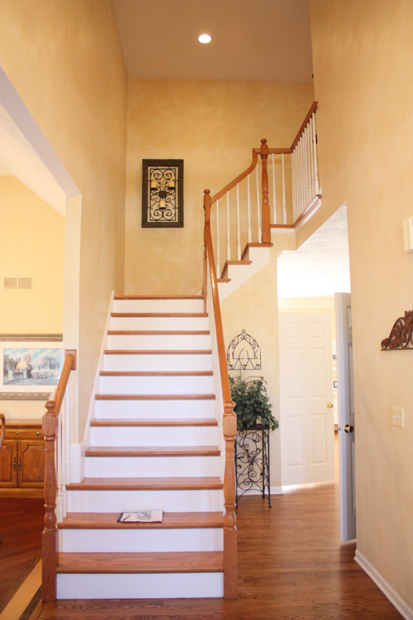 Home Foyer Definition : Benjamin moore gray owl you re so martha