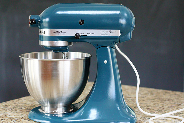 a kitchenaid mixer makeover you re so martha