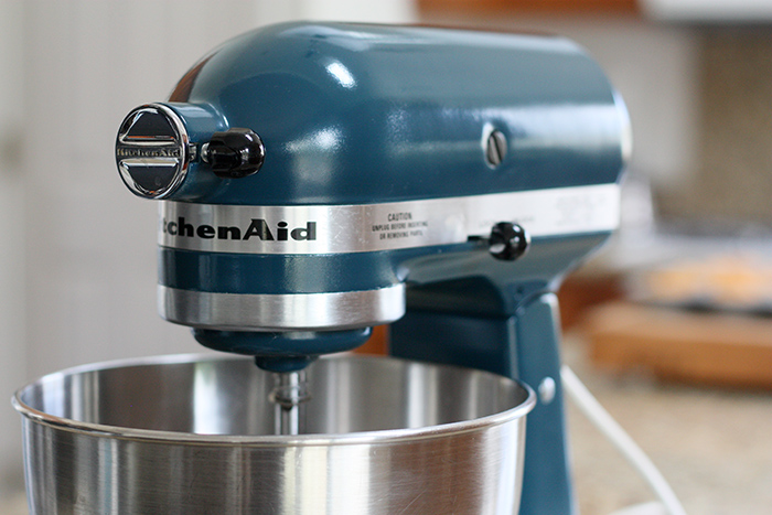 A Kitchenaid Mixer Makeover