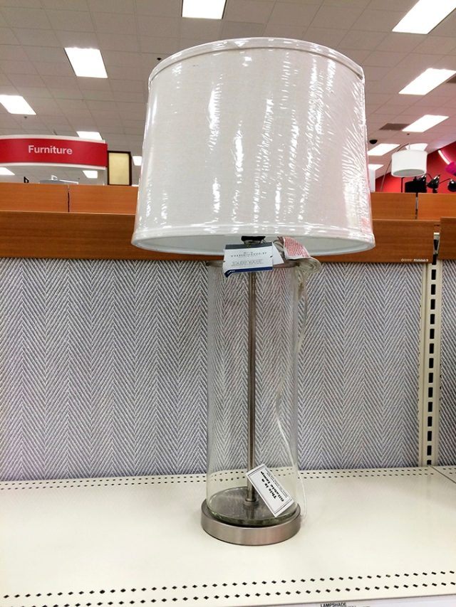 clear lamp