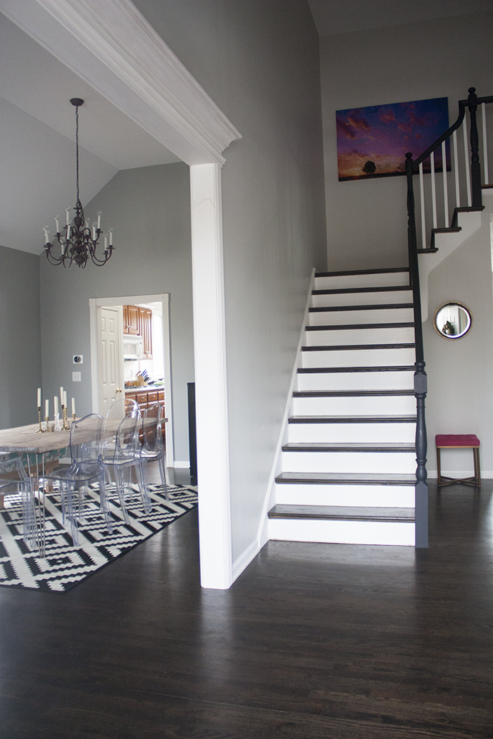 Is Foyer A Room : Benjamin moore gray owl you re so martha