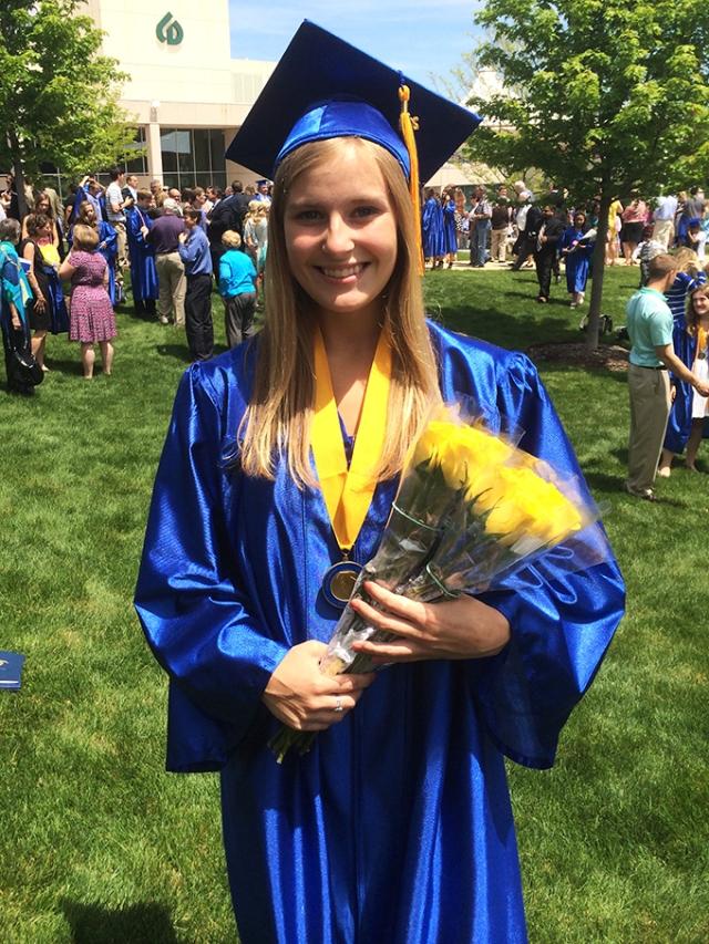 Jordan graduate