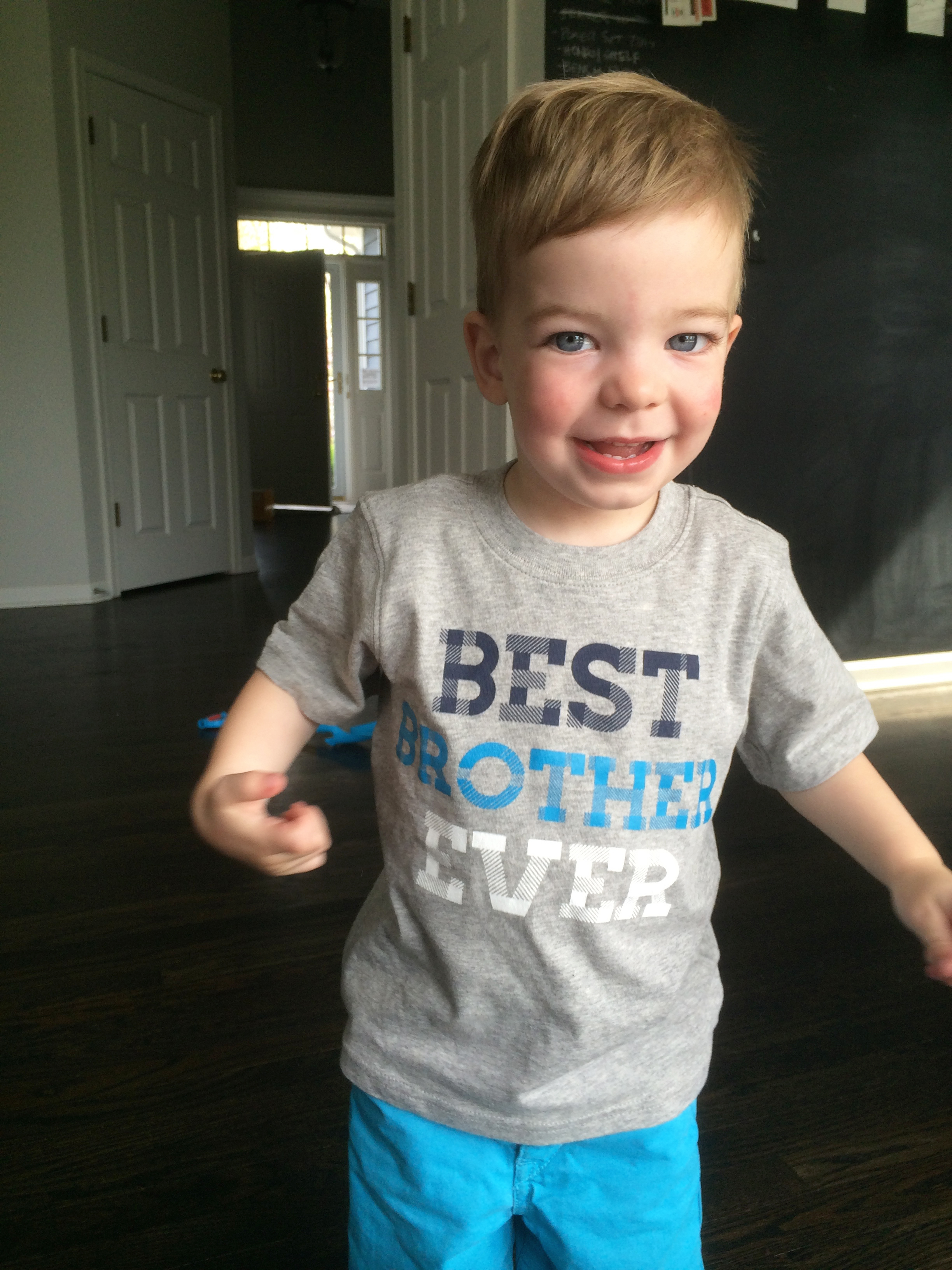 Getting Impatient For Baby To Come Henry Brother Shirt