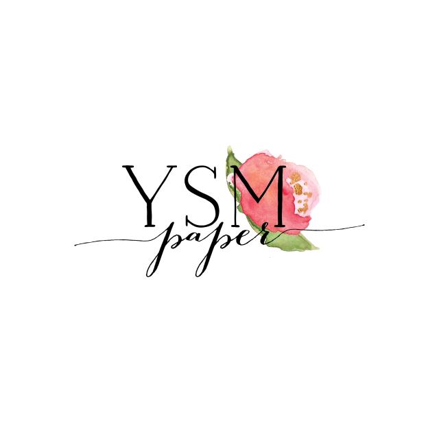 YSM Paper logo